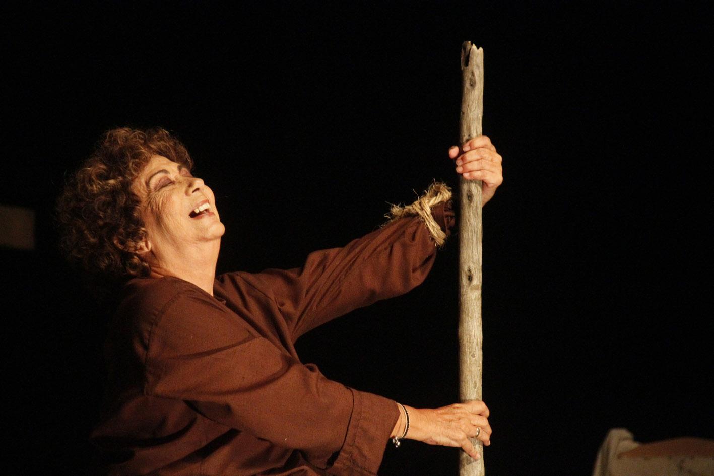 Flora Lauten, Teatro Buendía, La Habana