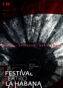 Programación Festival de Teatro de La Habana